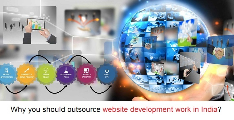 Why You Should Outsource Website Development Work In India?