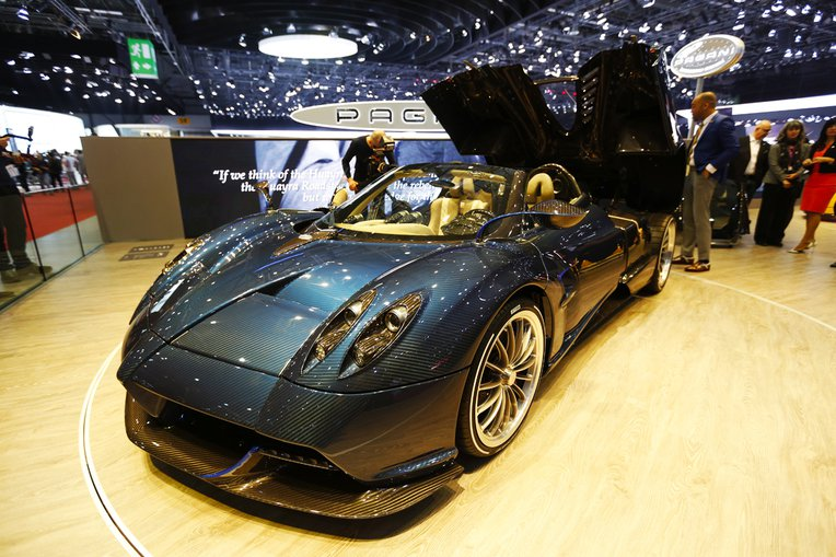 The Geneva Motor Show 2017: Home Of Luxury and Supercar Innovation