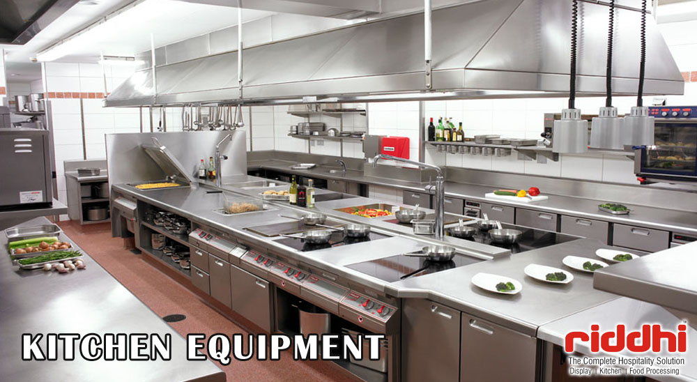 Let's Discuss Basic Requirements Of Commercial Kitchen Equipment