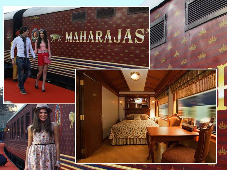 Experience Royal and Luxury Train Tour In India