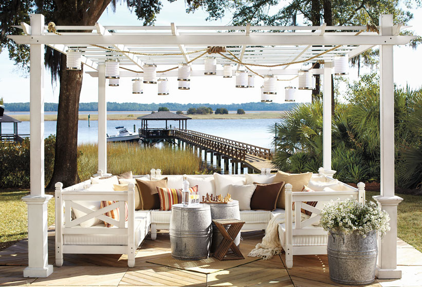 Choosing Outdoor Furniture That Complements Your Décor Is Easy