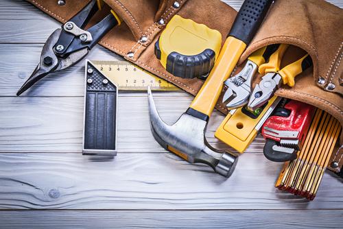10 Tools Every Homeowner Needs