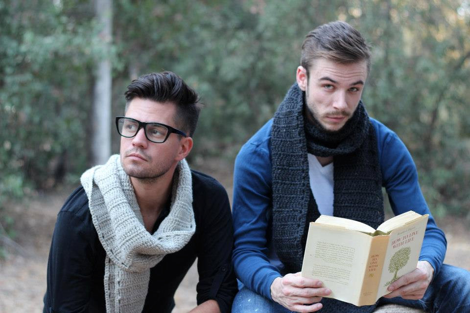 3 Tips On Choosing A Men's Scarf