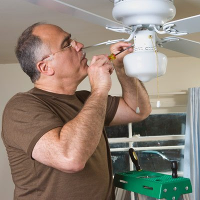 How To Replace The Capacitor Of A Ceiling Fan?