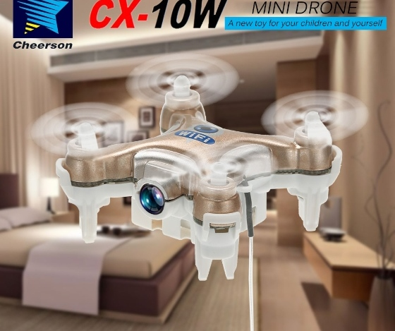 Cheerson CX-10W