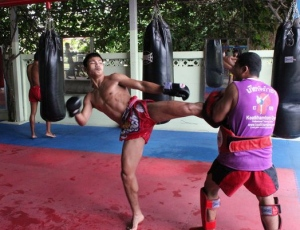 New Home With Muay Thai In Thailand