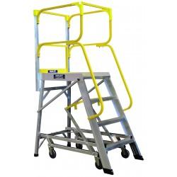 Advantages Of Owning Platform Ladders Melbourne