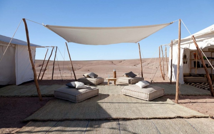 Tent Camping - Jaisalmer Offers All Of The Nature's Delight!