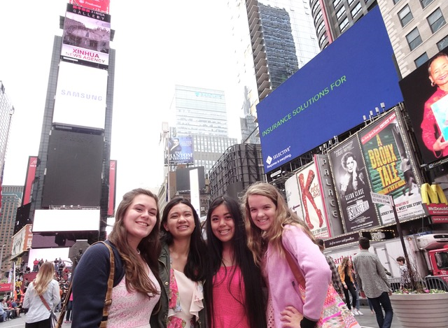 Unforgettable New York City Adventure In Times Square