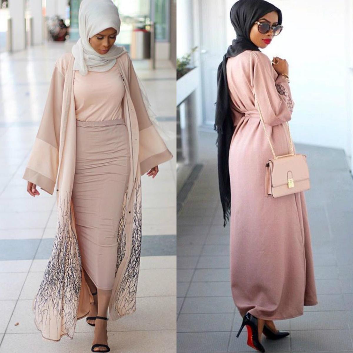 An Abaya For Every Setting!