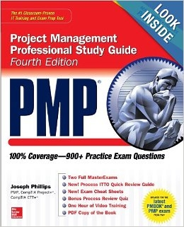 PMP BOOK 6th Edition, Online PMP Course, Check It Out