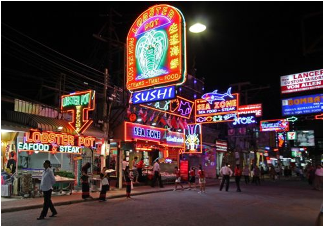 Having A Condo In Central Pattaya (Thailand) Means To Live A Never Ending PARTY!