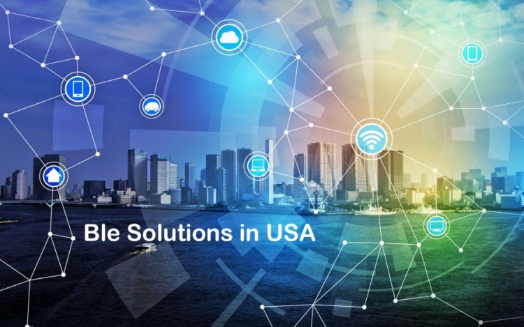 Top 5 Bluetooth Low Energy Solution Providers In USA
