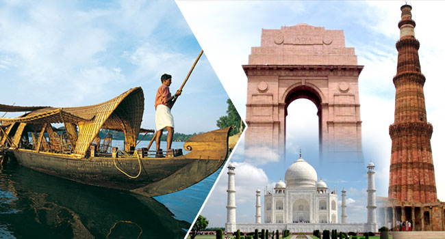 Embark On Your India Tour With Customized India Travel Packages
