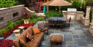 Hardscapes Can Enhance The Beauty and Value Of Most Any Home or Office With The Help Of David Montyoa Stonemakers