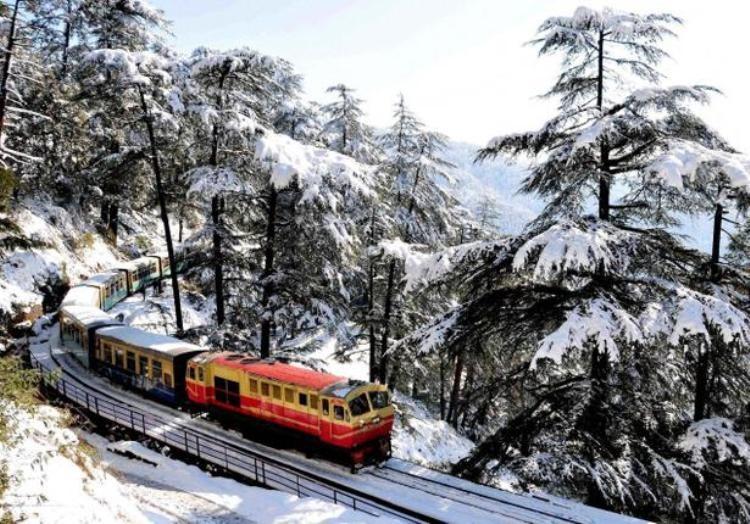 Shimla and Manali hill station