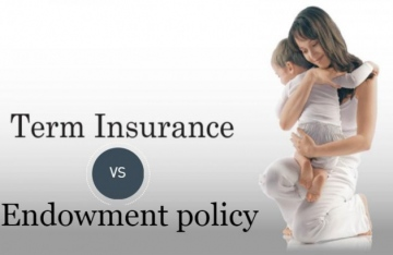 6 Major Differences Between Term Insurance and Endowment Plan