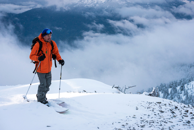 HOW TO GET STARTED : BACKCOUNTRY SKIING & SNOWBOARDING