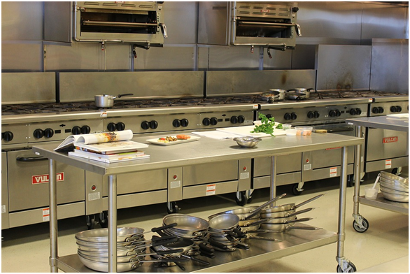 5 Tips For Cleaning Your Commercial Kitchen Equipment