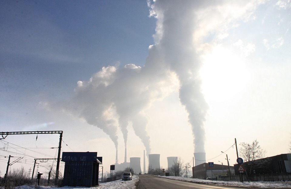 Global Warming and The Industry: How Can We Help?