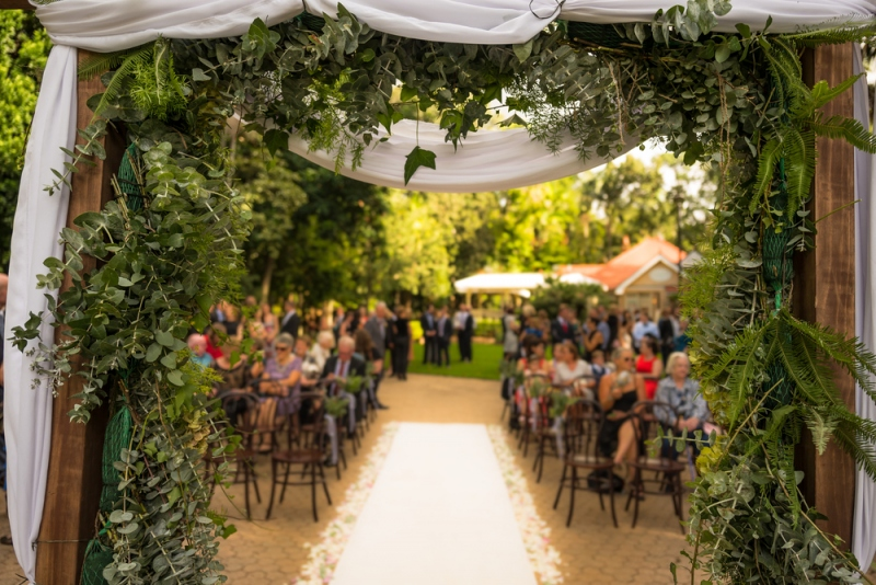 5 Tips for Planning a Garden Wedding