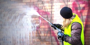 How To Deal With Graffiti Removal On Different Surfaces