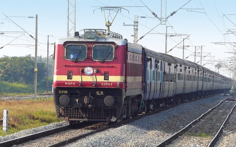 The Benefits Of Working For Indian Railways