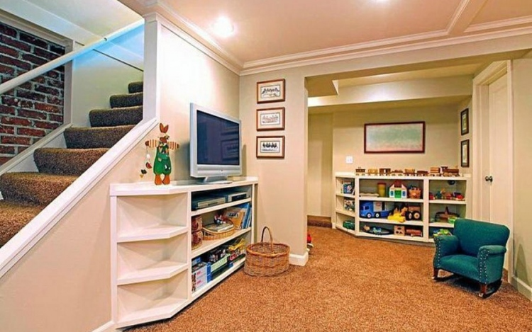 Why Experts Offer A Good Finished Basement Service