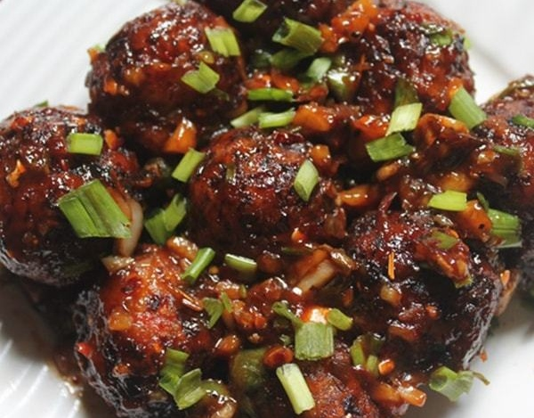 Manchurian-A Foodie's Delight