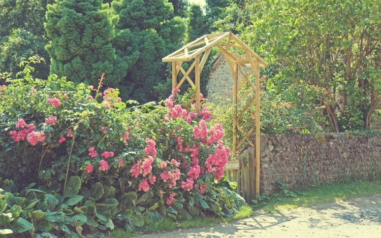 Creating An English Cottage Garden