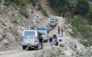 4 Places For A Great Overland Trip