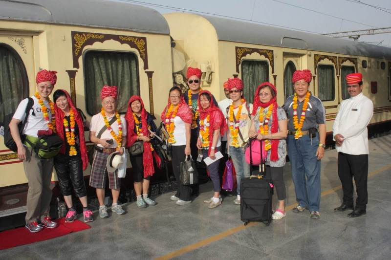 Experience The Culture Of Rajasthan With Palace On Wheels