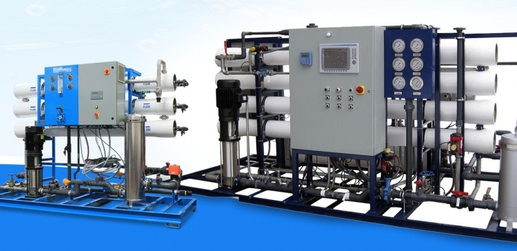 Industrial Requirements From Reverse Osmosis Plants