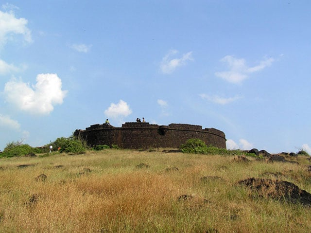Top Forts In Goa