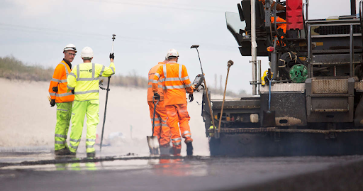How Portable Roads Make Construction Sites Safer?