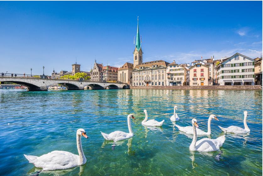 Top 5 Tourist Attractions In Zurich