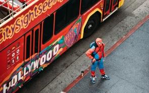 Spiderman themed Halloween