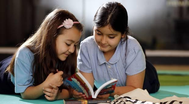 Developing reading habit