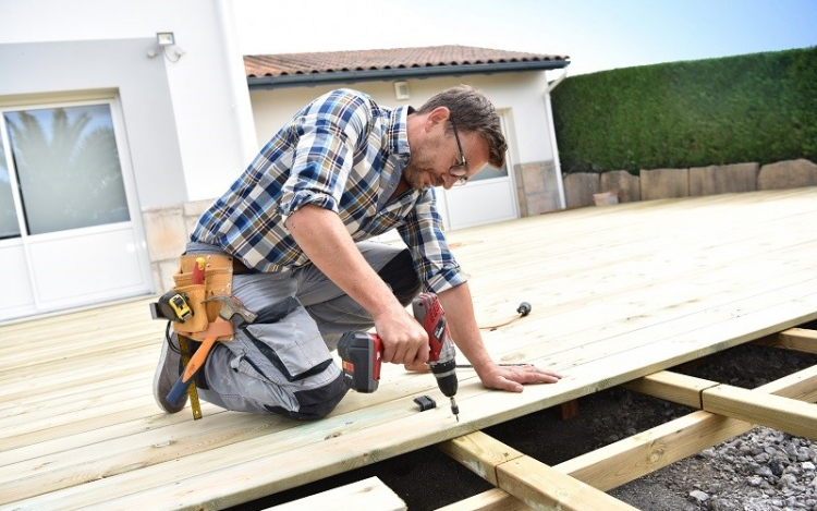Let The Carpenter Give Your Home A New Identity