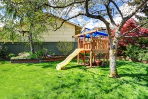 How To Change Your Backyard Into Kids Playground