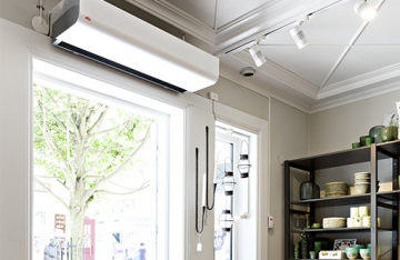 Mars Air Door - An Industrial Air Curtains For Doorways & Restaurants