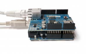 How The Arduino Price In Pakistan Ethernet Shield Can Be Plugged Into An Arduino